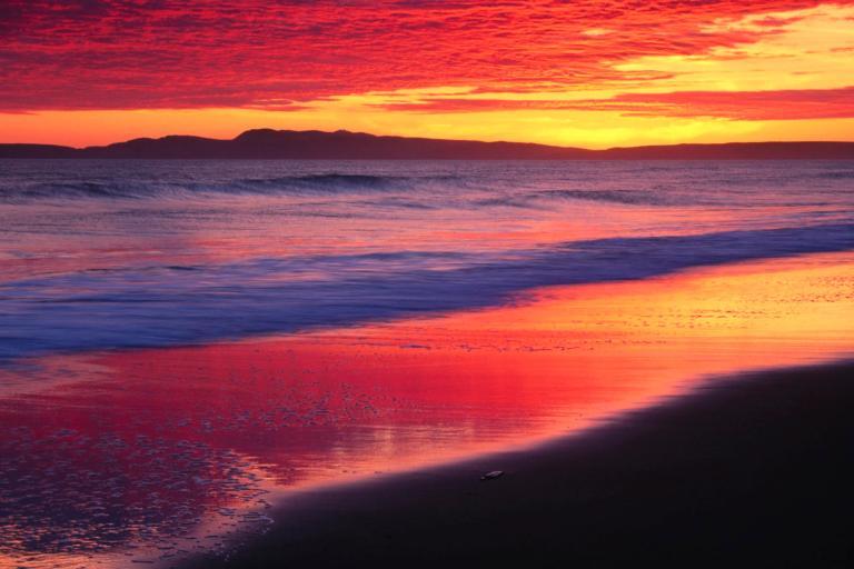 Point Reyes National Seashore. California. USA