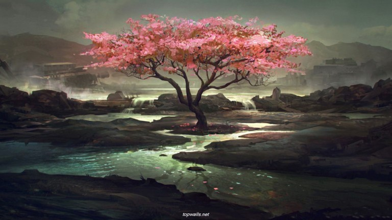 Image courtesy of http://topwalls.net/wallpapers/2013/06/Blossom-Tree-Painting--768x1366.jpg