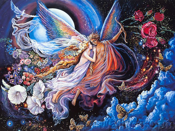 mystical_fantasy_paintings_kb_Wall_Josephine-Eros_and_Psyche