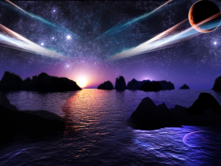 Image: http://www.wallpapermay.com/Games/Final_Fantasy/water_ocean_outer_space_stars_islands_1280x960_wallpaper_37100/download_2560x1920