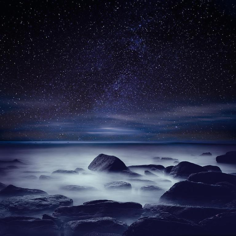 Image: Starry Night by Jorge Maia