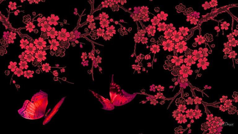 Image: http://hdwallpaper.freehdw.com/0001/nature-landscapes_hdwallpaper_red-blooms-butterflies_2126.jpg