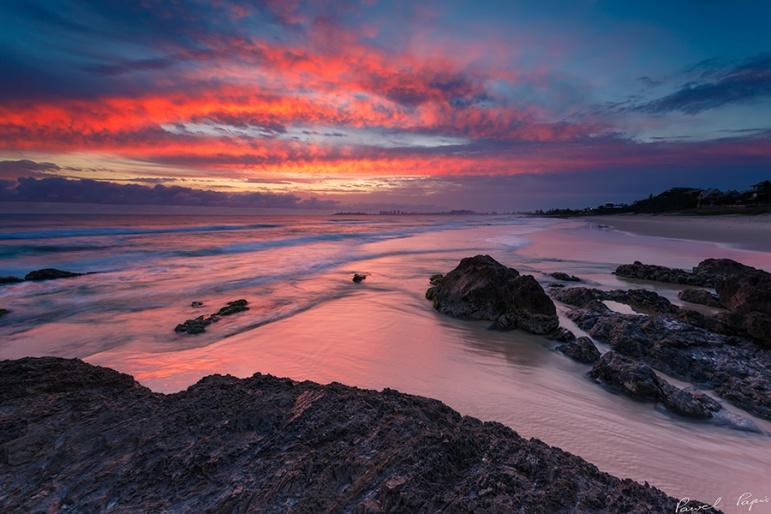 Image: Copyright © 2015 Pawel Papis Photography https://www.google.com.au/url?sa=i&rct=j&q=&esrc=s&source=images&cd=&cad=rja&uact=8&ved=&url=http%3A%2F%2Fpawelpapis.com%2F2012%2F12%2F20%2Fbeautiful-dawn-over-currumbin-beach%2F&ei=M5pIVa-xAoKrmAWNuoDAAw&psig=AFQjCNF3YGmNFdgPMvrlmMnsc6zFxDjJTQ&ust=1430907827606644