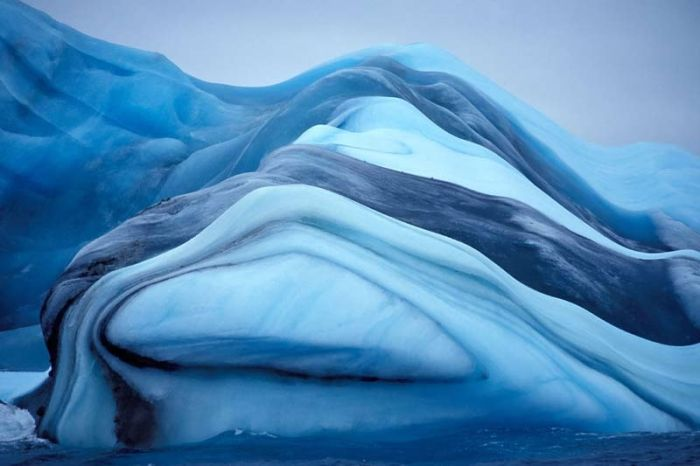 Greenland Ice Island Giant Iceberg Melting Pictures Amazing Nature (33)