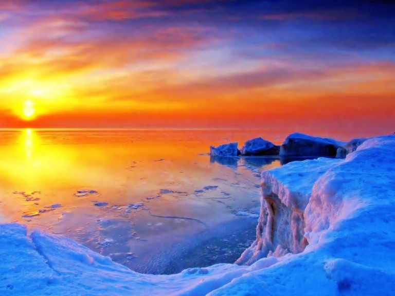 icy-lake-sunrise-wallpaper-800x600