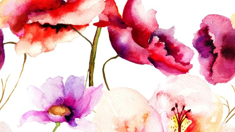 beautiful_art_flower_watercolor_wallpaper_hd_14