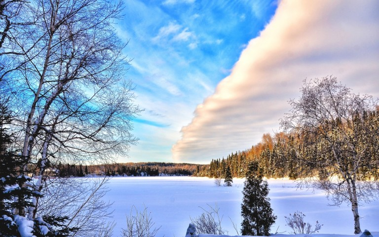 canada-snow-ice-lake-winter