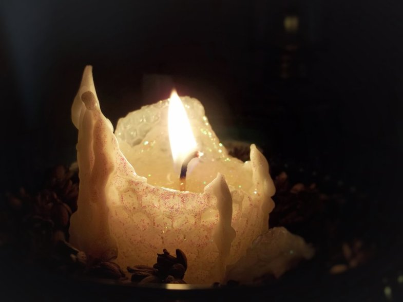 Image: Candle by ZombieHntr Photography
