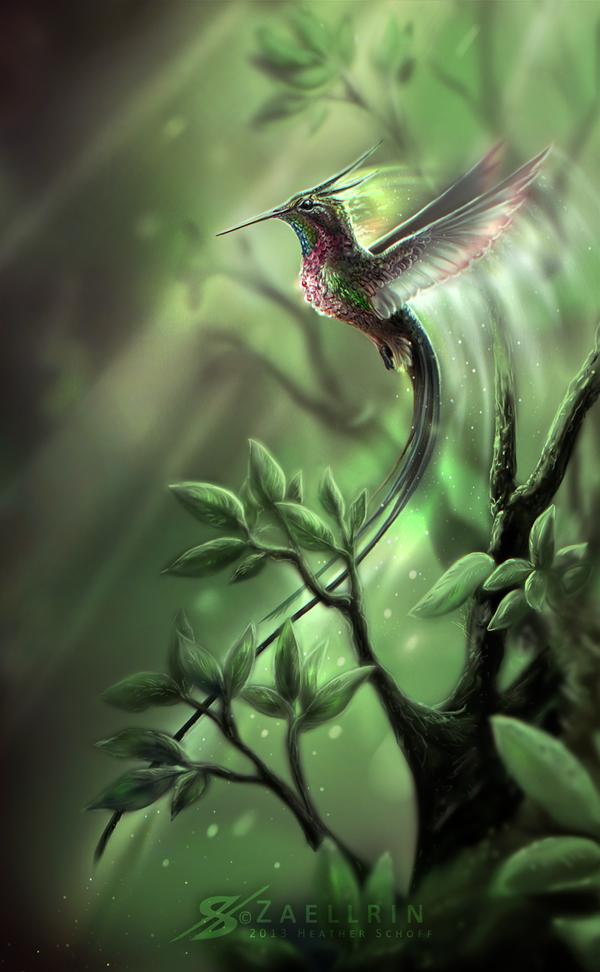 hummingbird_fairy__by_zaellrin-d6u35tu