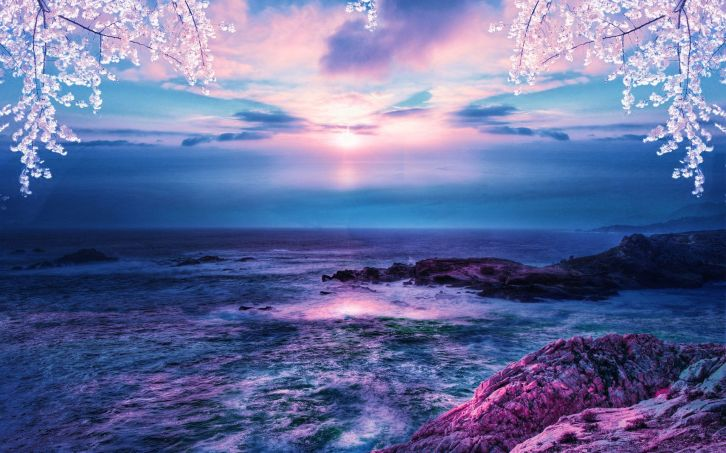 pink-sunrise-wallpaper-wallpaper-pink-sunrise-direct-hd-download-for-iphone-ipad-borders-free-naruto-mobile-3d