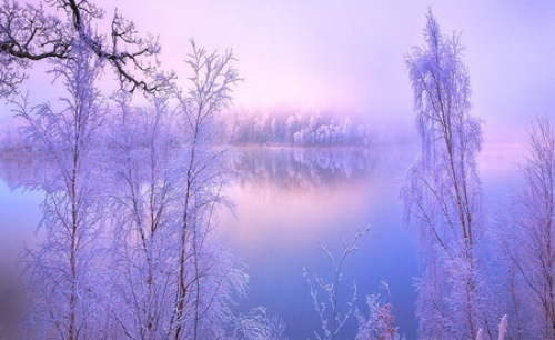 Winter-Dawn