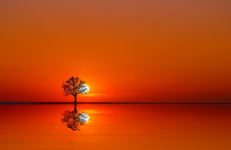 sunset_silence_landscape_reflection_nature_2560x1440_hd-wallpaper-1648998