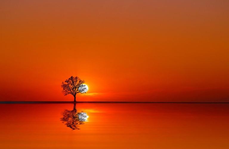 sunset_silence_landscape_reflection_nature_2560x1440_hd-wallpaper-1648998