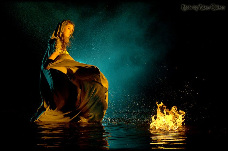 Image: Water Wind and Flame ©2009-2015 Doomsday-Dawn