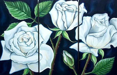 Триптих -Розы--1 (1)