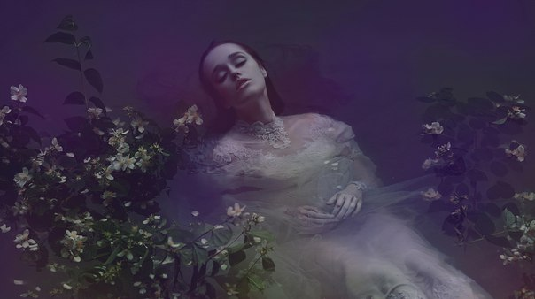 "Image: ""Ophilia"" — Photographer: Agnieszka Lorek - A.M.Lorek Photography Model: Oliwia Styczyńska"